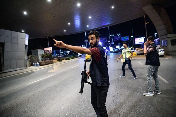 Ataque terrorista en Estambul - Sputnik Mundo