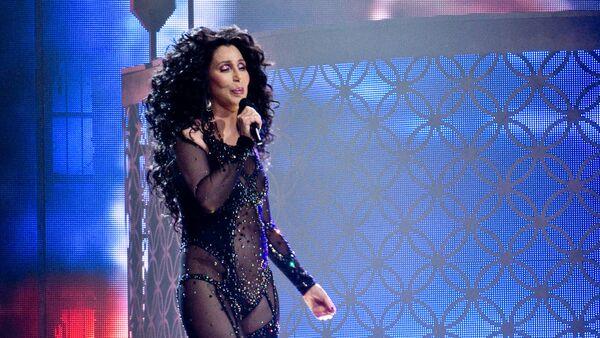 Cher, la cantante estadounidense - Sputnik Mundo