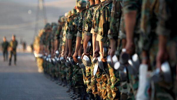 Nuevo Ejército Sirio - Sputnik Mundo