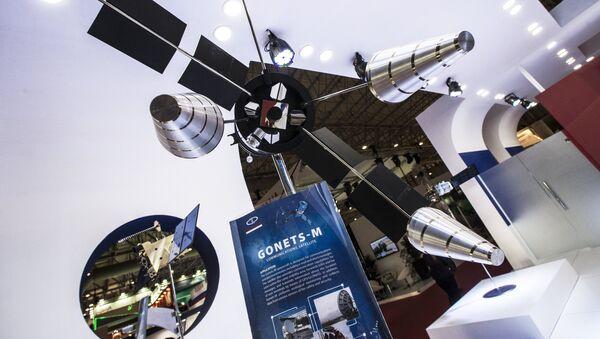 Satélite ruso de comunicación Gonets-M - Sputnik Mundo