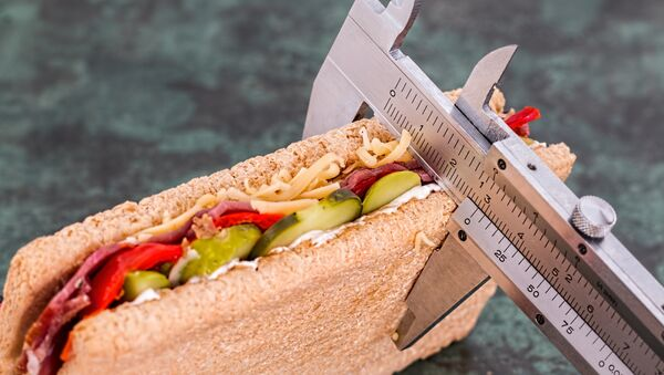 Obesidad y alimentación saludable - Sputnik Mundo
