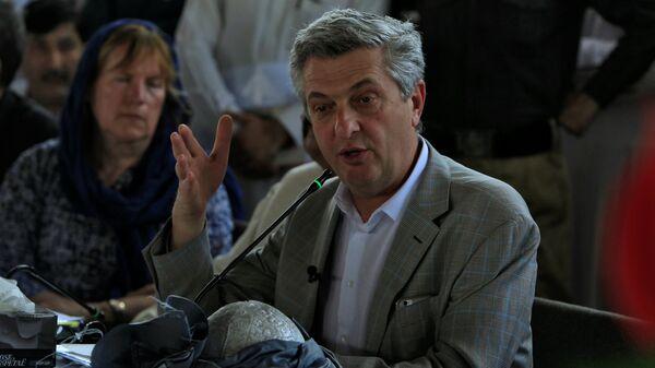 Filippo Grandi, Alto Comisionado de las Naciones Unidas para los Refugiados - Sputnik Mundo