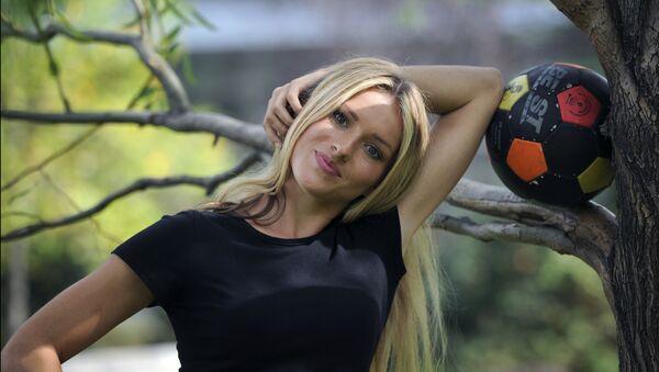 Tihana Nemcic, fotomodelo y entrenadora croata - Sputnik Mundo
