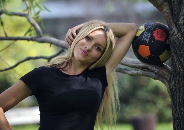 Tihana Nemcic, fotomodelo y entrenadora croata