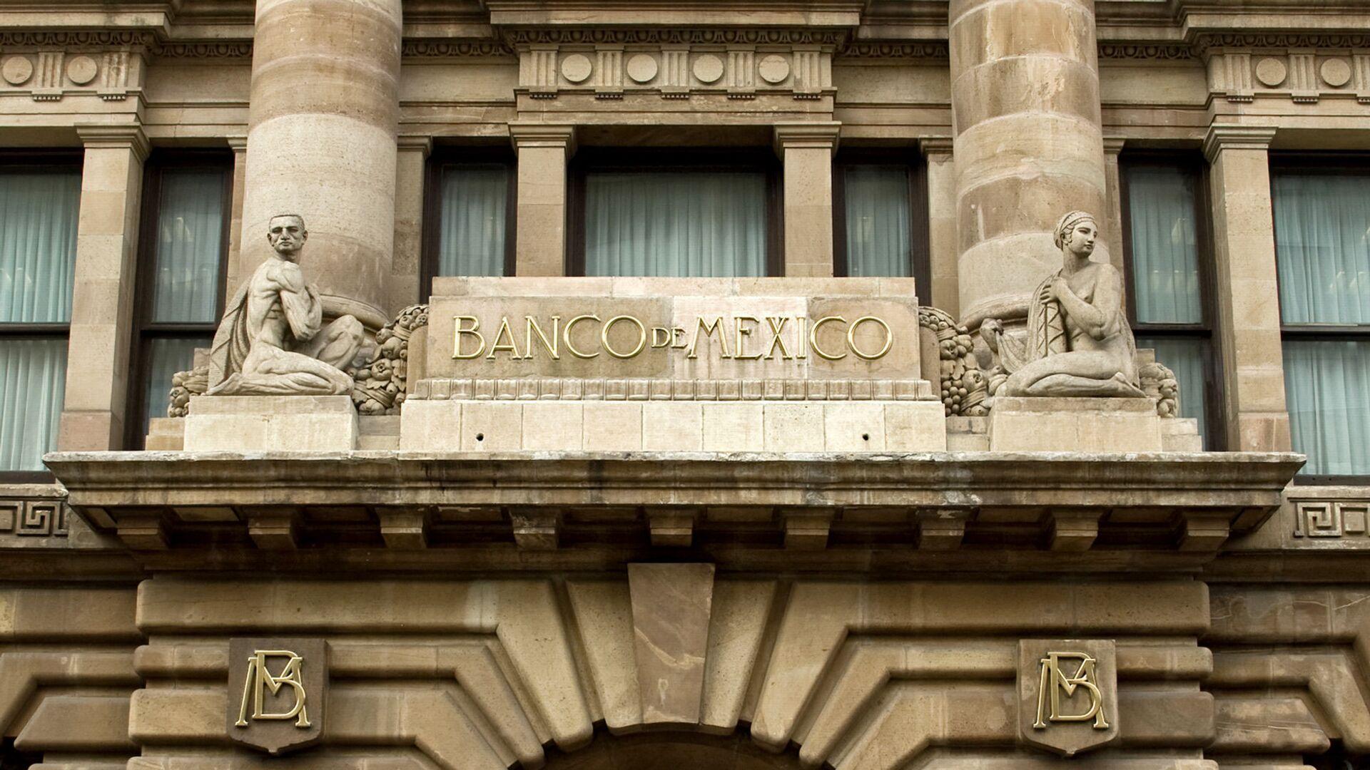 Banco de México - Sputnik Mundo, 1920, 04.03.2021