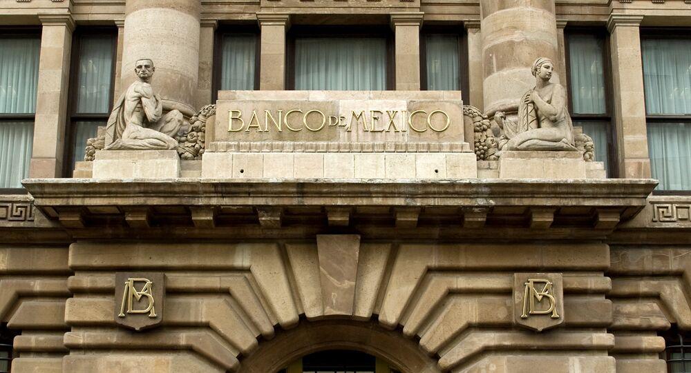 Banco de México (archivo)