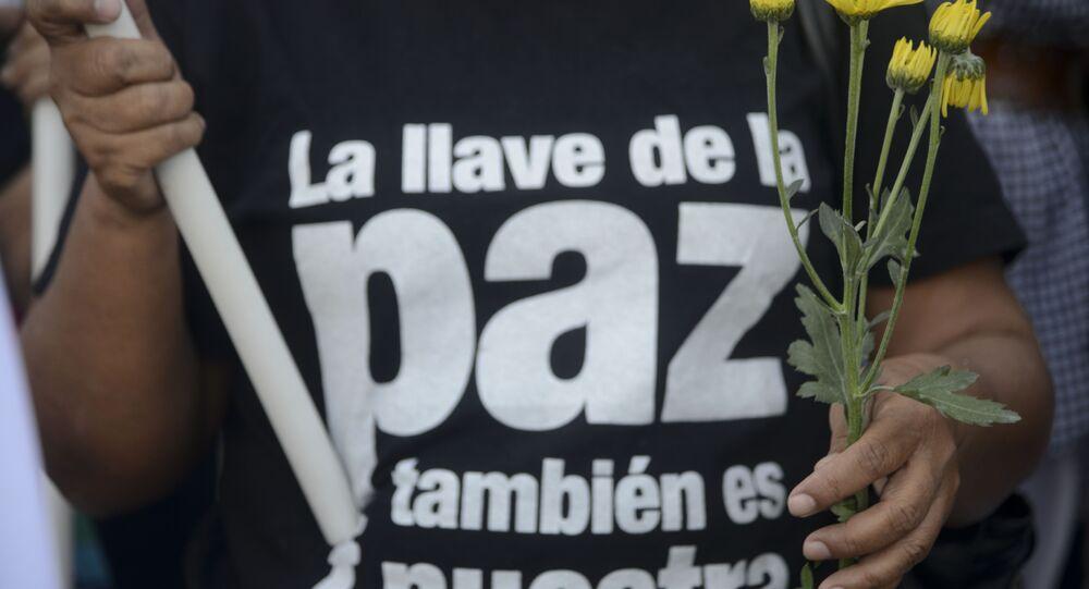 El acuerdo de paz en Colombia