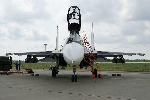 'Morskoy as-2016': el concurso de habilidades aéreas de Rusia - Sputnik Mundo
