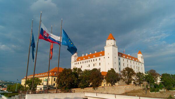 Castillo de Bratislava - Sputnik Mundo