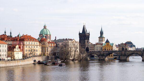 Praga, capital de la República Checa. - Sputnik Mundo