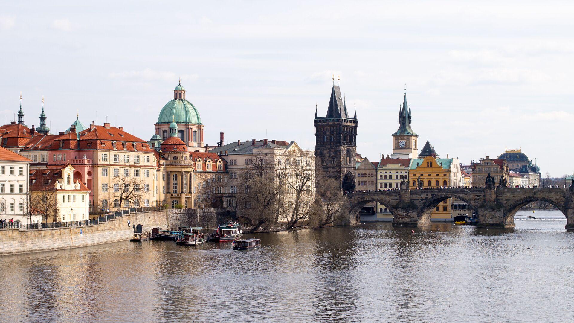 Praga, capital de la República Checa. - Sputnik Mundo, 1920, 18.04.2021