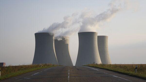 Planta nuclear - Sputnik Mundo
