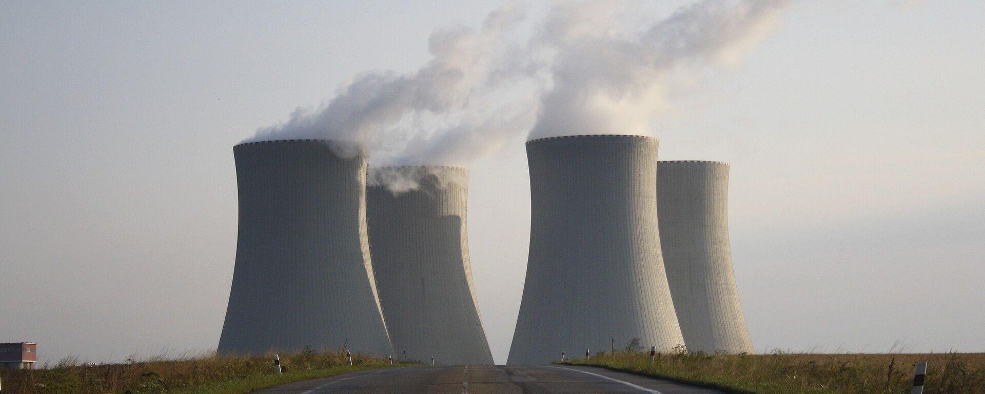 Planta nuclear - Sputnik Mundo, 1920, 12.04.2021