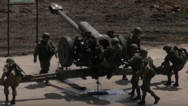 Concluye en Rusia el gran concurso militar - Sputnik Mundo
