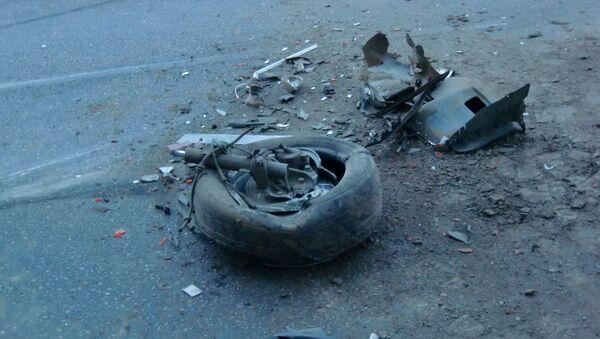 Accidente de tránsito - Sputnik Mundo