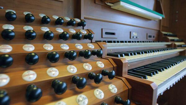 Órgano (archivo) - Sputnik Mundo