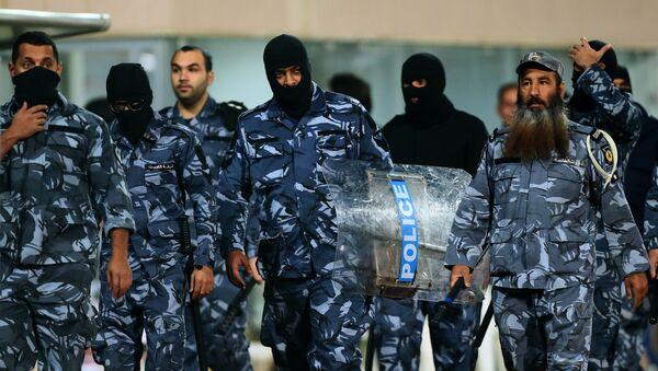 Policía de Kuwait - Sputnik Mundo