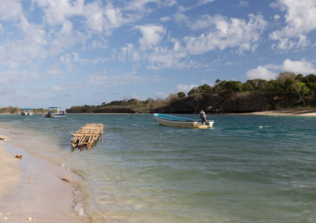 Fiyi, Natadola Beach