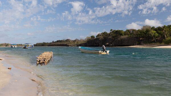 Fiyi, Natadola Beach - Sputnik Mundo