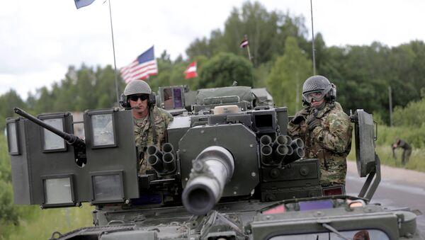 Las Fuerzas de la OTAN - Sputnik Mundo
