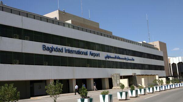 Aeropuerto internacional de Bagdad - Sputnik Mundo