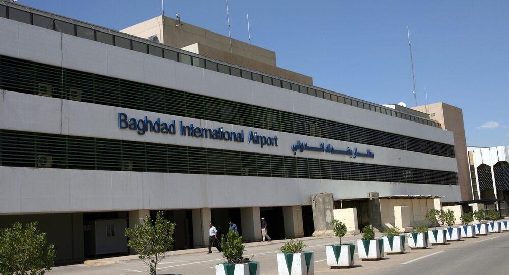 Aeropuerto internacional de Bagdad