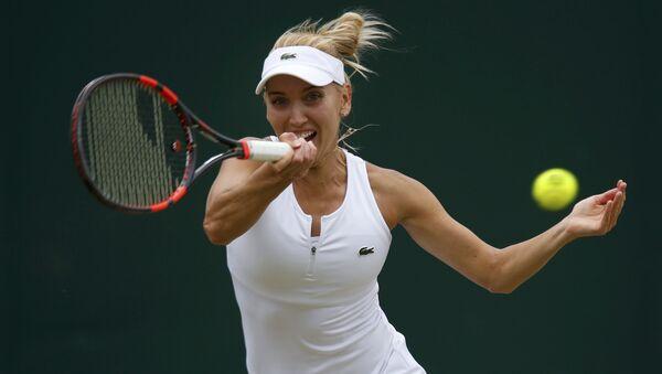 Elena Vesnina, tenista rusa - Sputnik Mundo