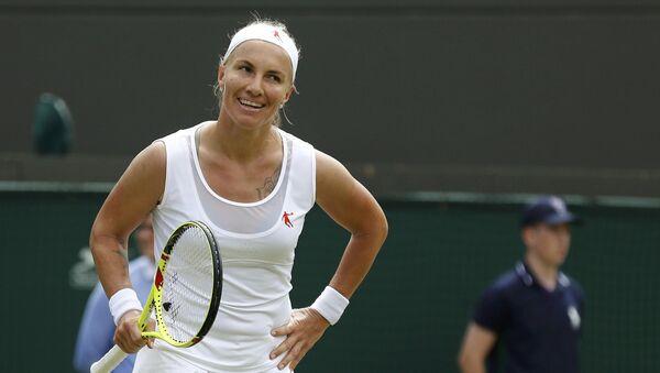 Svetlana Kuznetsova, tenista rusa - Sputnik Mundo