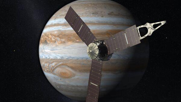 La sonda Juno - Sputnik Mundo
