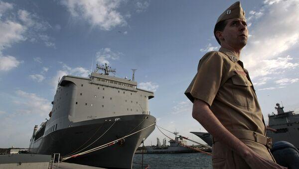 Base naval de Rota (archivo) - Sputnik Mundo