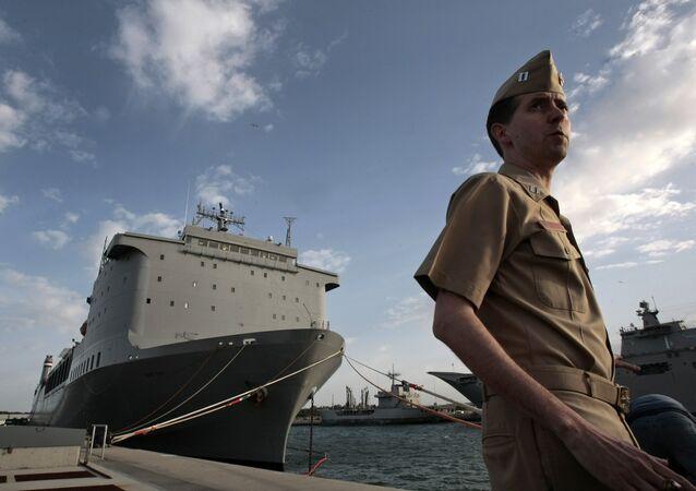 Base naval de Rota (archivo)