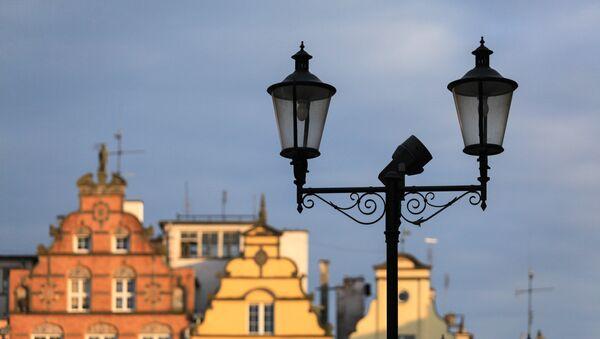 La ciudad polaca de Elblag - Sputnik Mundo