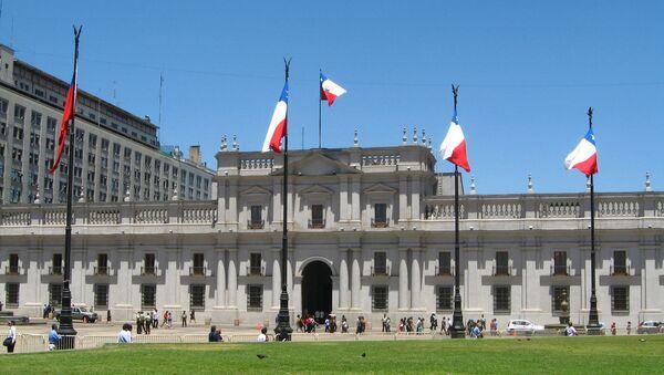 La Moneda, sede del Gobierno chileno - Sputnik Mundo