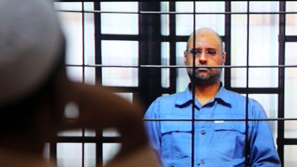 Saif al-Islam Gaddafi - Sputnik Mundo