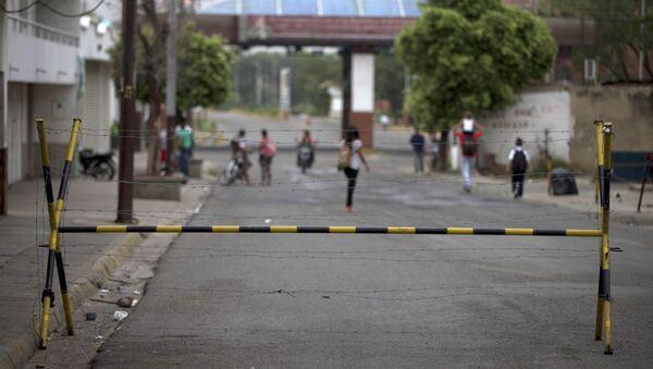 Frontera entre Colombia y Venezuela - Sputnik Mundo