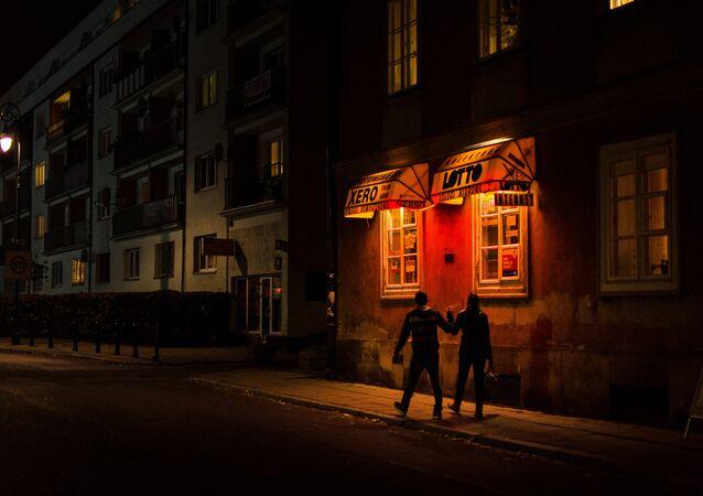 Varsovia nocturna