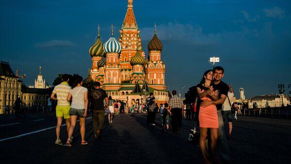 Plaza Roja de Moscú - Sputnik Mundo