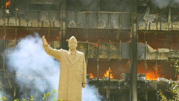 Bagdad, Iraq, abril de 2003 (archivo) - Sputnik Mundo