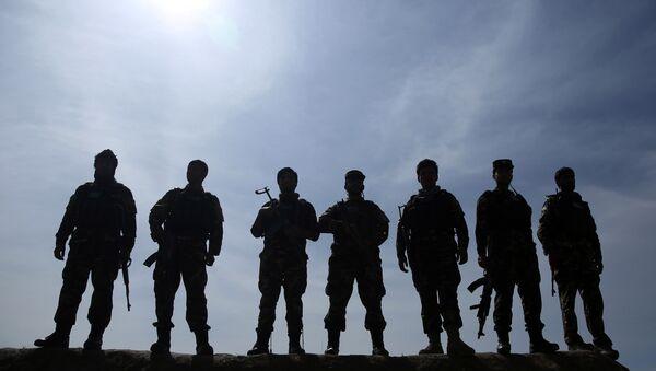 Situación en Afganistán - Sputnik Mundo