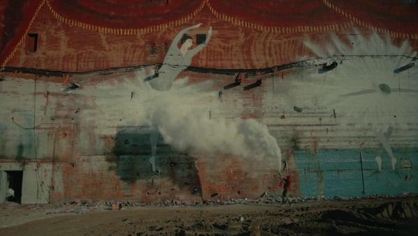 ¿Arte o vandalismo?: así es el grafiti más grande del mundo - Sputnik Mundo