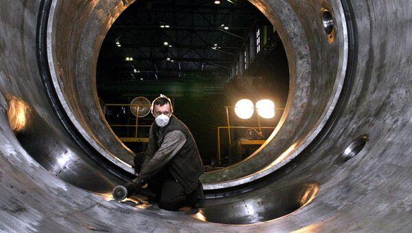 Reactor de la central nuclear de Kudankulam (archivo) - Sputnik Mundo