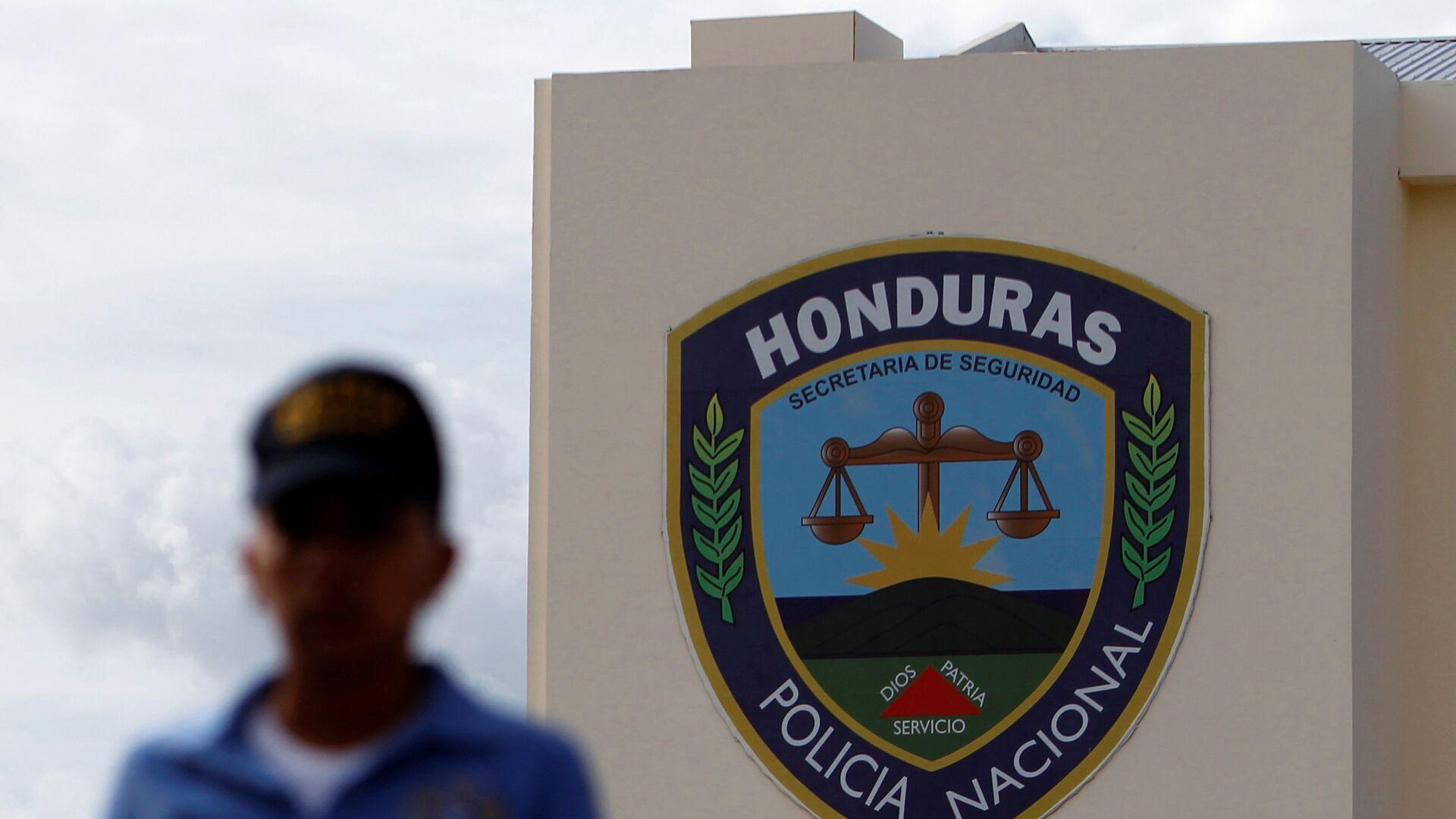 Policía de Honduras - Sputnik Mundo, 1920, 26.07.2021