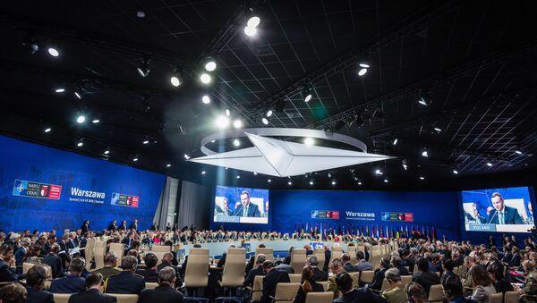 La cumbre de la OTAN (archivo) - Sputnik Mundo