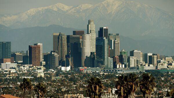Los Ángeles - Sputnik Mundo