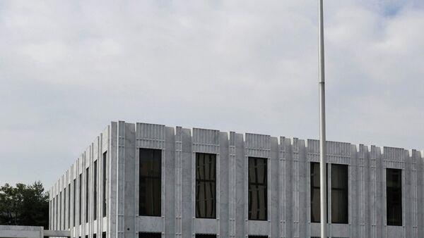 La Embajada de Rusia en Washington - Sputnik Mundo