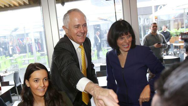 Malcolm Turnbull - Sputnik Mundo