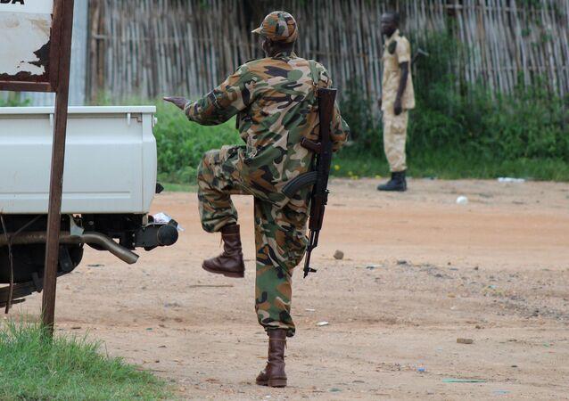 Situación en Sudán del Sur (archivo)