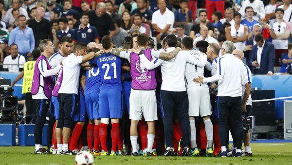 Selección francesa de fútbol - Sputnik Mundo