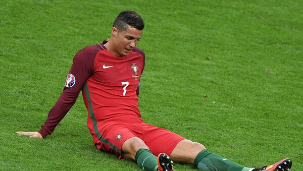 Футбол. Чемпионат Европы - 2016. Финал. Матч Португалия - Франция - Sputnik Mundo