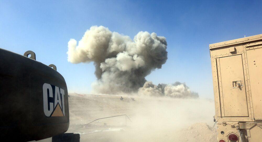 La lucha contra Daesh en Irak